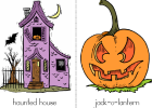 Halloween flashcards | Recurso educativo 42732