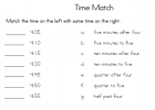 Time match | Recurso educativo 42862