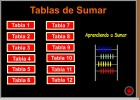 Tablas de sumar | Recurso educativo 44763
