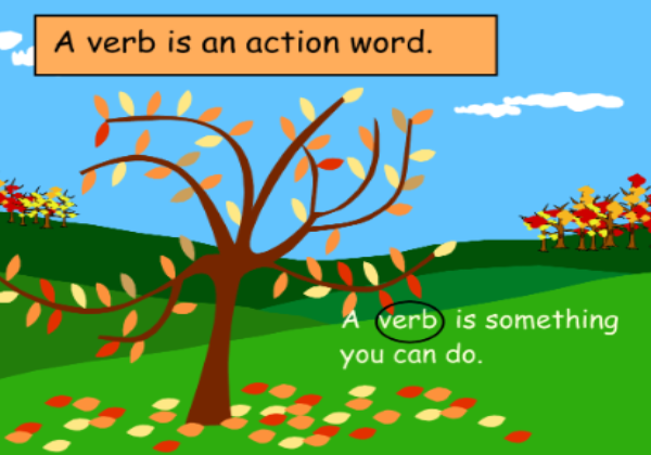 Verbs | Recurso educativo 46950