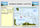 Game: Caribbean capitals | Recurso educativo 49901