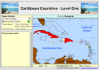 Game: Caribbean countries | Recurso educativo 49914