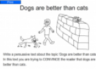 Dogs are better than cats | Recurso educativo 54410
