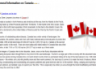 Reading: Canada | Recurso educativo 20540