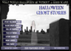 Website: Halloween Stories | Recurso educativo 7347