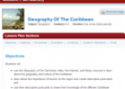 Geography of the Caribbean | Recurso educativo 70683