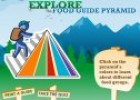 The food pyramid | Recurso educativo 74345