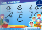 Las vocales | Recurso educativo 76609