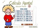 Tablas de multiplicar con cálculo mental | Recurso educativo 730355