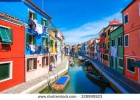The houses of Burano. | Recurso educativo 765414