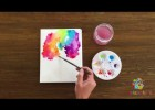 Technique of watercolour | Recurso educativo 773469