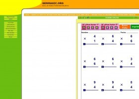 Multiplicaciones | Recurso educativo 774273