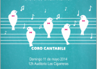 Poster of a solidary concert | Recurso educativo 776829