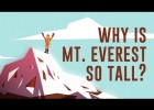 Why is Mount Everest so tall?  SM | Recurso educativo 763128